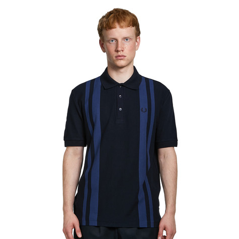 Fred Perry - Contrast Stripe Polo Shirt