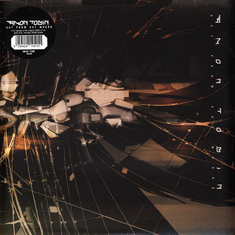 Amon Tobin - Out From Out Where Golden Vinyl Edition