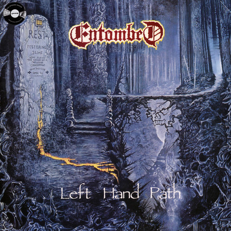 Entombed - Left Hand Path Yellow Vinylrausch 2021 Edition