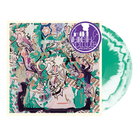 Mild High Club - Going Going Gone Colored Vinyl Edition