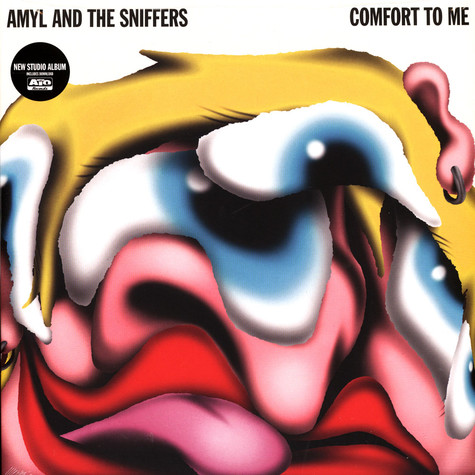 Amyl & The Sniffers - Comfort To Me Black Vinyl Edition