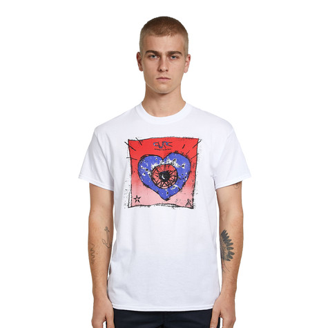 Cure, The - Friday I'm In Love T-Shirt
