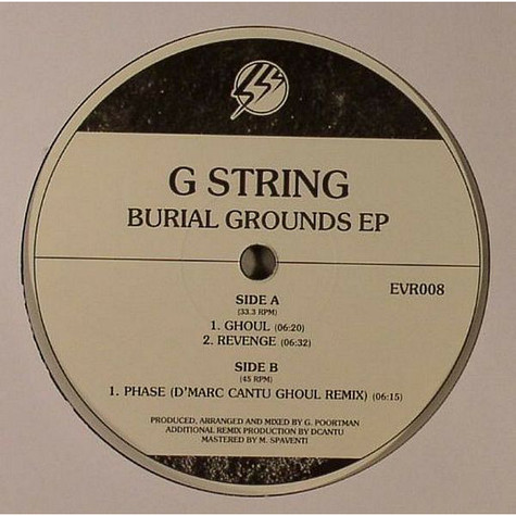 Gstring - Burial Grounds EP