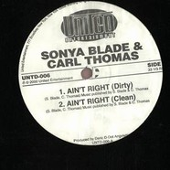 Sonya Blade & Carl Thomas/ 50 Cent - ain't right/  Jackin for Jay-Z