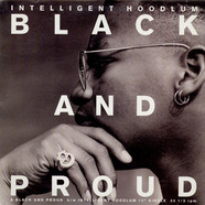 Intelligent Hoodlum - Black And Proud / Intelligent Hoodlum