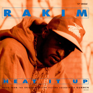 Rakim - Heat It Up