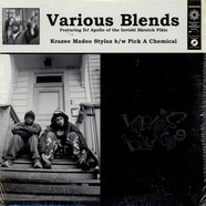 Various Blends - Krazee Madeo Stylez / Pick A Chemical feat. DJ Apollo of The Invibl Skratch Piklz