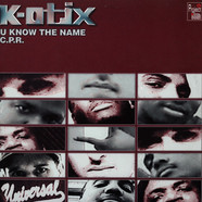 K-Otix - U Know The Name