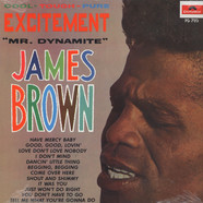 James Brown - Excitement - Mr. Dynamite