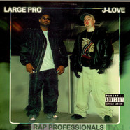 J-Love & Large Professor - Rap Professionals
