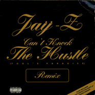 Jay-Z - Can't Knock The Hustle (Fool's Paradise Remix)