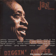 V.A. - Diggin deeper Volume 7 - jazz thing (the roots of acid jazz)