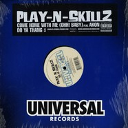 Play-N-Skillz - Come home with me feat. Akon