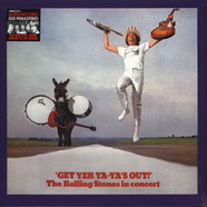 Rolling Stones, The - Get yer ya-ya's out remastered