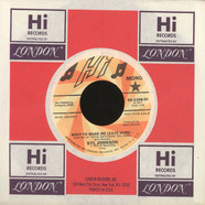 Syl Johnson - Bout to make me leave home