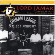 Lord Jamar of Brand Nubian - Deep Space feat. RZA