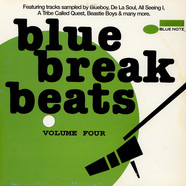 V.A. - Blue Break Beats Volume Four