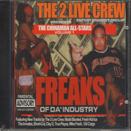2 Live Crew presents Chinaman All-Stars - Volume 1 - freaks of da industry
