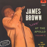 James Brown - Live at the Apollo Volume 2