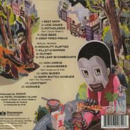 MF Doom - MM Food rerelease