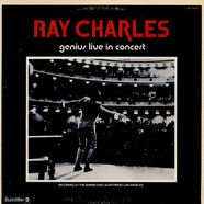 Ray Charles - Genius Live In Concert