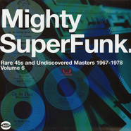 Mighty Super Funk - Volume 6