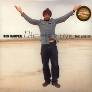 Ben Harper - The will to live - the live EP