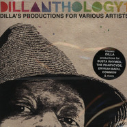 J Dilla aka Jay Dee - Dillanthology Volume 1 - Dillas Productions For
