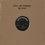 Ackie / Cheese Roots - Call Me Rambo / Rambo Gun Salute