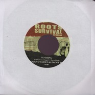 Poly Famous & Jaggy D / Omar Perry - Nothing / Let Jah Arise