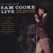 Sam Cooke - Live At The Harlem Square Club