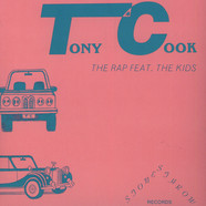 Tony Cook - The Rap / What's On Your Mind?