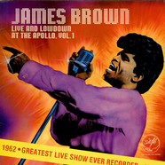 James Brown - Live And Lowdown At The Apollo Vol.1