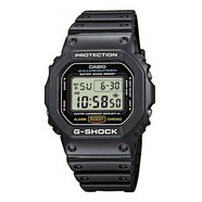 Casio - G-Shock DW-5600E-1VER Time Catcher