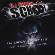 DJ Eanov & Jet Cut - Just Scratch: Beats & Voices