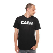 Johnny Cash - Block T-Shirt