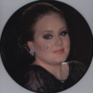 Adele - Set Fire To The Rain Part 2 Picture Disc