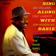 Joe Williams, Dave Lambert, Jon Hendricks, Annie Ross Plus Count Basie Orchestra - Sing Along With Basie