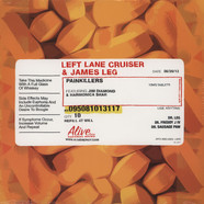 Left Lane Cruiser & James Leg - Pain Killers