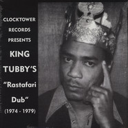 King Tubby - Rastafari Dub Colored Vinyl