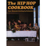 Gerry Cutmaster GB Bachmann - The Hip Hop Cookbook – Four Elements Cooking by Cutmaster GB