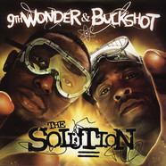 Buckshot & 9th Wonder - The Solution Splatter Vinyl Edition