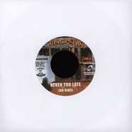 Jah Vinci / Richie Stephens - Never Too Late / Try Me