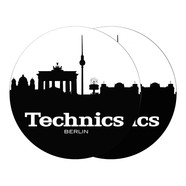 Technics - Berlin Slipmat (2 Pieces)