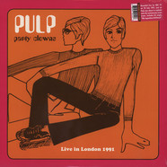 Pulp - Party Clowns - Live In London 1991