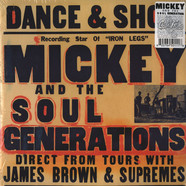 Mickey And The Soul Generation - Iron Leg - The Complete Edition