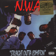 NWA - Straight Outta Compton Remastered Edition