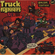 Truckfighters - Gravity X / Phi Triple Vinyl Deluxe Set