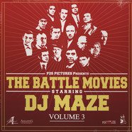 DJ Maze - The Battle Movies Volume 3