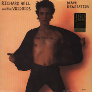 Richard Hell & The Voidoids - Blank Generation